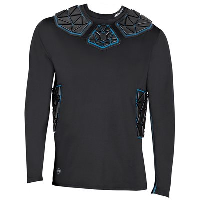 PADDED GOALIE SHIRT BAUER ELITE SENIOR