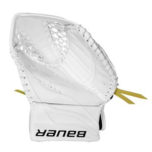 CATCH GLOVE BAUER REACTOR 6000 PRO SENIOR