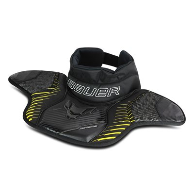 NECK GUARD BAUER SUPREME JUNIOR