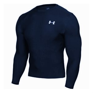 UNDER ARMOUR COMPRESSION LONG SLEEVES SHIRT HEATGEAR MEN