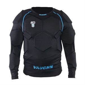 PADDED COMPRESSION GOALIE SHIRT VAUGHN VE8 SENIOR